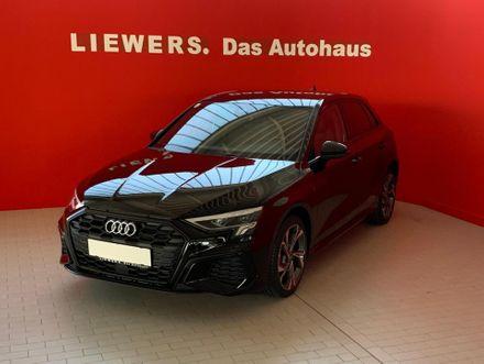 Audi A3 Sportback 45 TFSIe S line