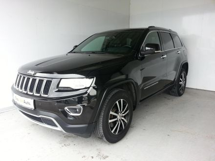 Jeep Grand Cherokee 3,0 V6 CRD Limited