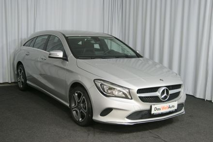 Mercedes CLA 180 d Shooting Brake