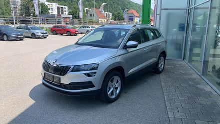 ŠKODA KAROQ Ambition Limited TSI ACT