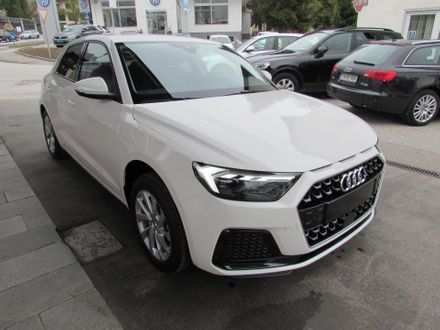 Audi A1 Sportback 30 TFSI advanced exterieur