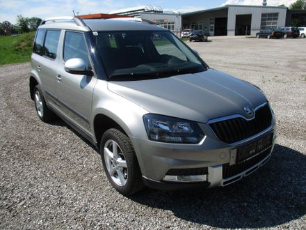 ŠKODA YETI OUTDOOR Ambition TDI SCR