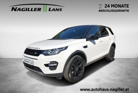 Land Rover Discovery Sport 2,0 TD4 150 4WD Pure Aut.