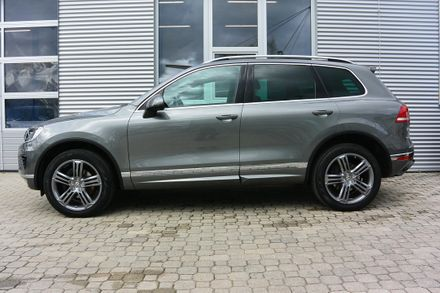 VW Touareg Highline V6 SCR 4MOTION