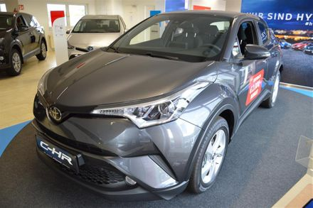 Toyota C-HR 1,2T C-ENTER
