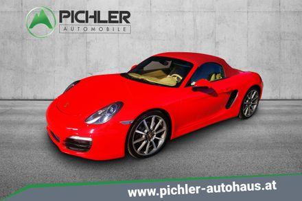 Porsche Boxster 981 2,7 DSG