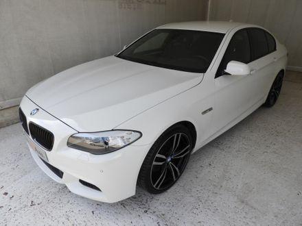 BMW 520d Österreich-Paket Aut.