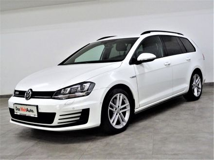 VW Golf GTD Variant DSG