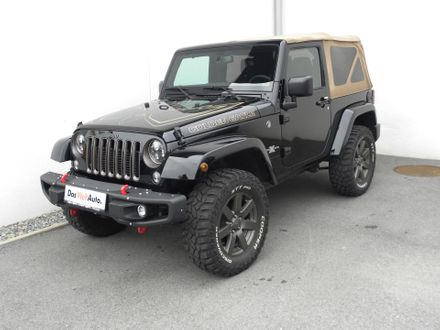 Jeep Wrangler Unlimited Rubicon 2,8 CRD Aut.