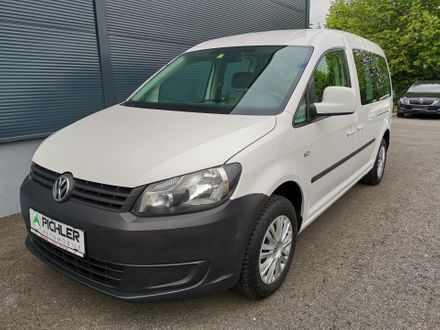 VW Caddy Maxi Startl. BlueMotion Techn. TDI