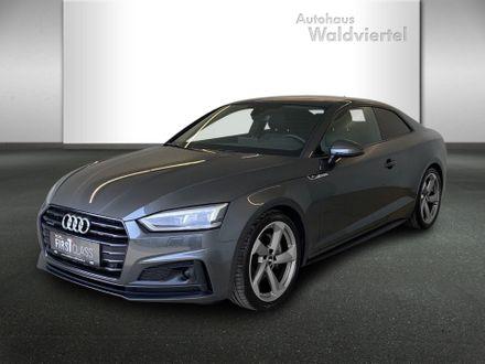 Audi A5 Coupé 2.0 TDI quattro Sport