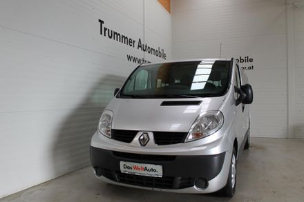 Renault Trafic Grand Passenger Expression 2,0 dCi 115