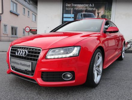 Audi A5 Sportback 2.7 TDI