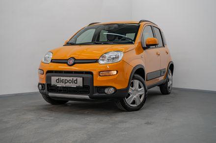 Fiat Panda 4x4 1,3 Multijet II 75 4x4 Rock