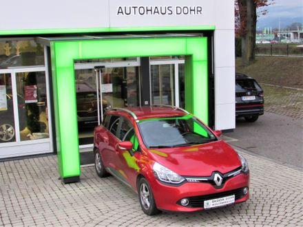 Renault Clio Grandtour dCi 90 ohne Start/Stop Tech`Run