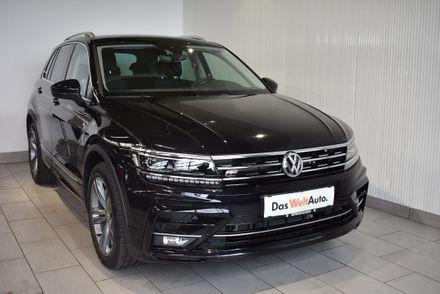 VW Tiguan Highline TSI ACT OPF DSG