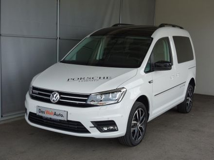 VW Caddy Edition 35 TDI 4MOTION