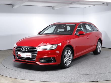 Audi A4 Avant 35 TDI Design