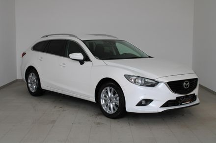 Mazda 6 Sport Combi CD150 Attraction