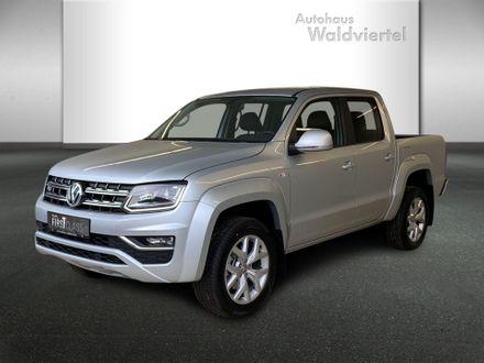 VW Amarok Highline V6 TDI 4x4 permanent
