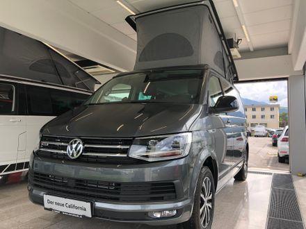 VW California Beach Edition TDI 4MOTION