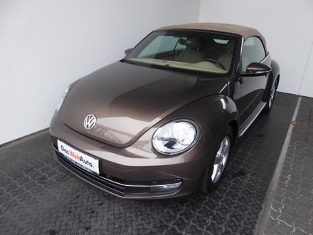 VW The Beetle Cabriolet Design BMT TDI DSG