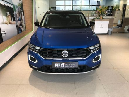 VW T-Roc Design TDI SCR DSG