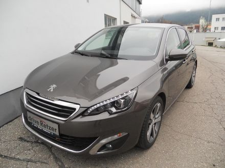 """Peugeot 308 1,6 e-HDi 115 FAP Allure 17"""" Felgen Stop&Start System"""