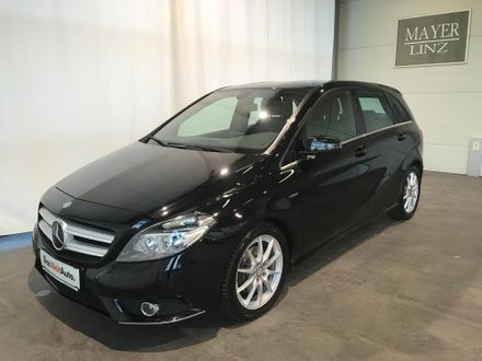 Mercedes B 200 BlueEfficiency Aut.