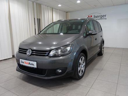 VW Touran Country TDI