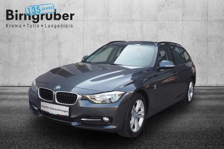 BMW 318d xDrive Österreich-Paket Touring