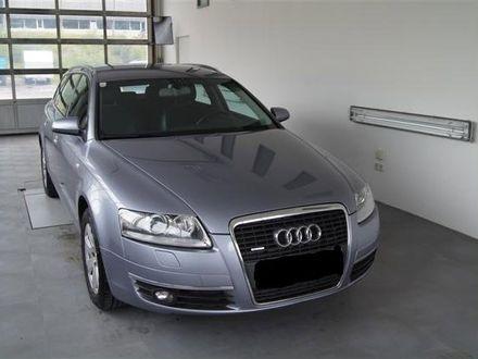Audi A6 Avant 3.0 TDI V6 quattro DPF