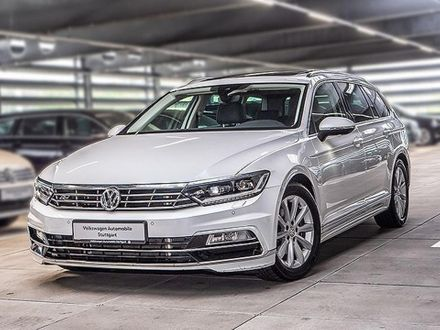 VW Passat Variant Highline TDI