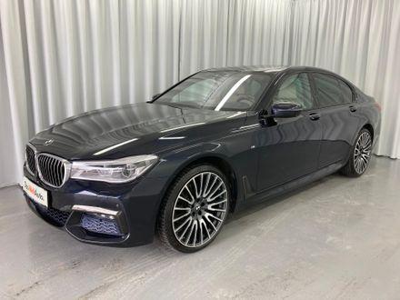 BMW 730d xDrive Österreich-Paket Aut.