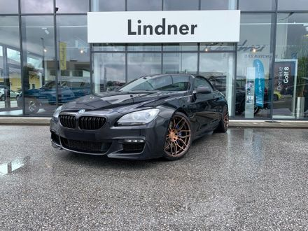 BMW 650i Cabrio Aut.