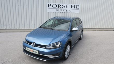 VW Golf Alltrack TSI 4MOTION DSG