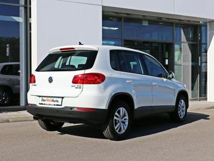VW CrossTiguan TDI BMT 4MOTION DSG