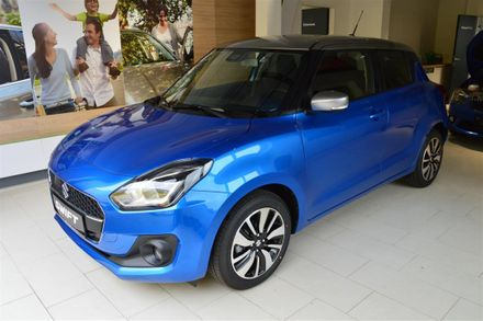 Suzuki Swift 1,0 Hybrid DITC Flash