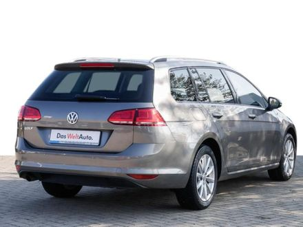 VW Golf Variant Lounge TSI