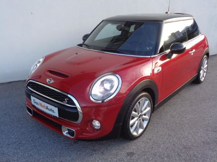 Mini Hatch Cooper SD Aut.