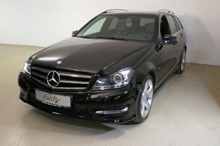 Mercedes C 220 T CDI Avantgarde A-Edition plus 4MATIC Aut.