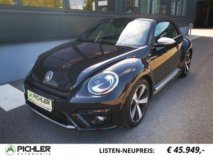 VW The Beetle Cabriolet Highline TSI DSG