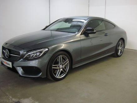 Mercedes C 250 d Coupe Aut.
