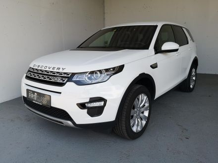 Land Rover Discovery Sport 2,0 SD4 4WD HSE Aut.