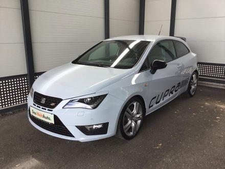 SEAT Ibiza SC Cupra TSI Start-Stopp