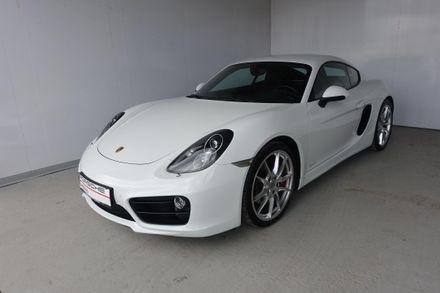 Porsche Cayman S 981