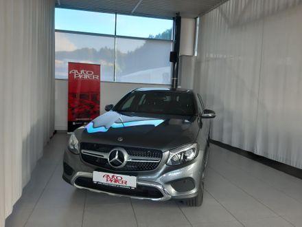 Mercedes GLC 350 d Coupé 4MATIC Aut