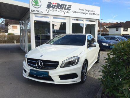 Mercedes A 180 CDI Aut.