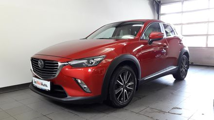 Mazda CX-3 CD105 AWD Revolution Top