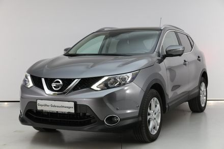 Nissan Qashqai 1,6 dCi Tekna ALL-MODE 4x4i
